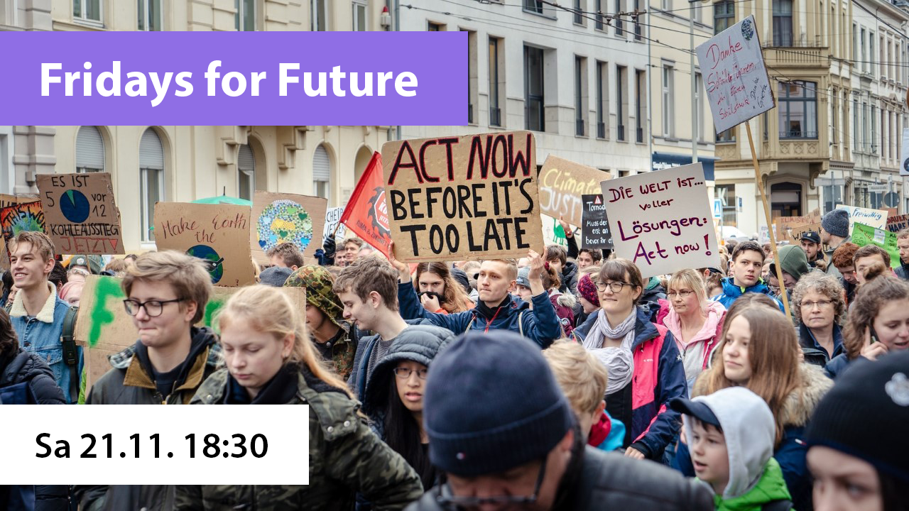 Keynote Fridays for Future